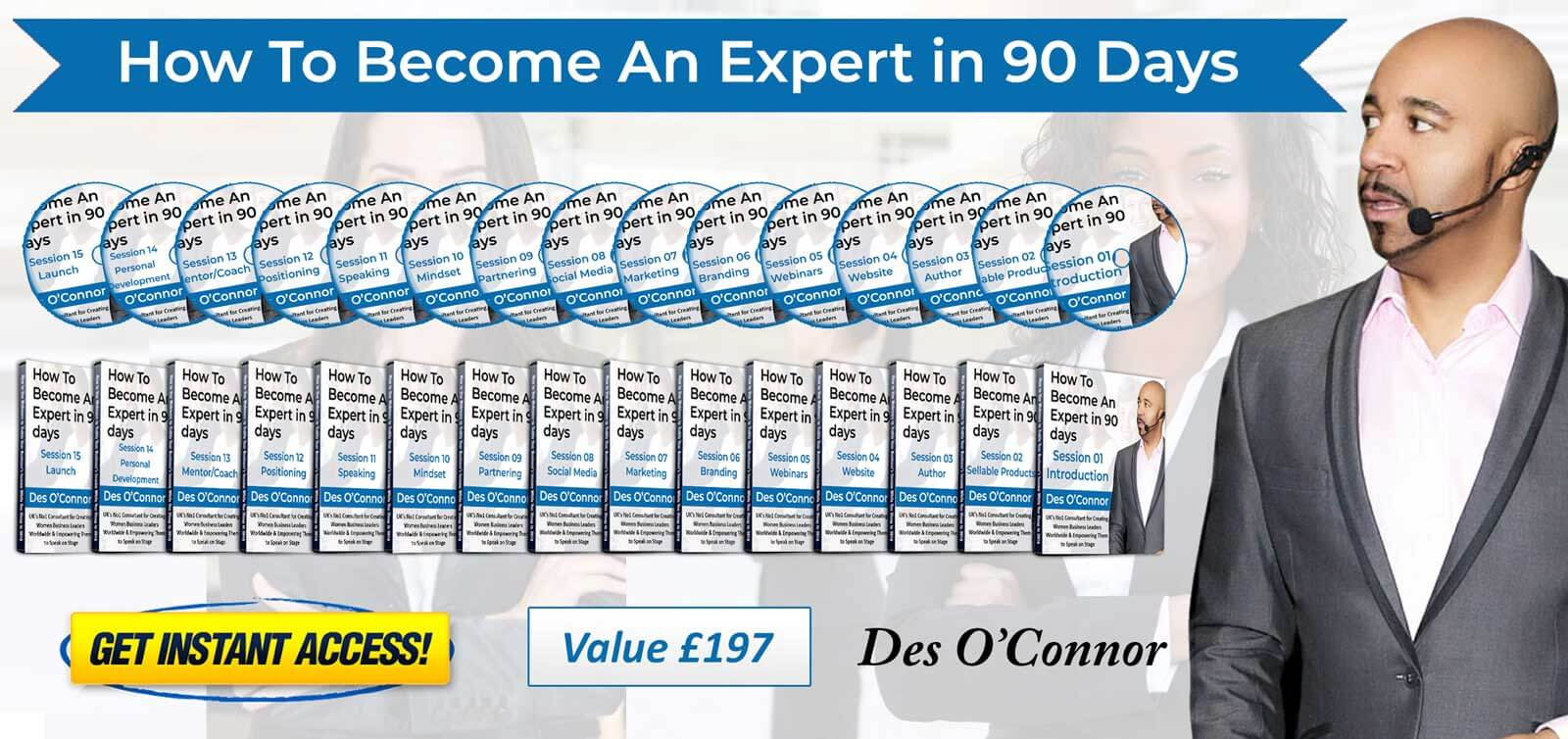 Become an Expert and Be Paid As You Sleep